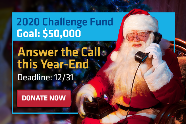 Answer the Call This Year-End